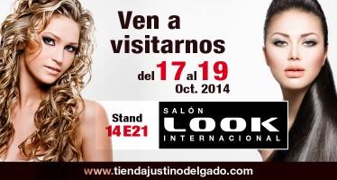 Justino Delgado en el Salón Look 2014