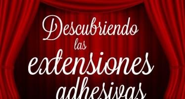 Infografía sobre las 6 ventajas que ofrecen las extensiones adhesivas de Justino Delgado