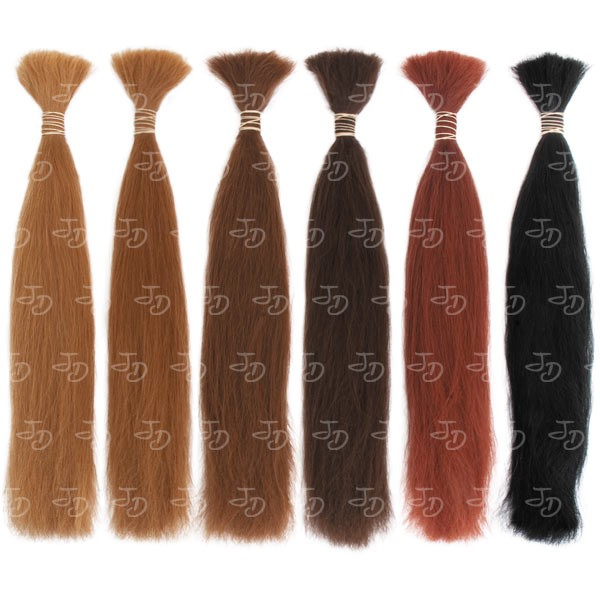 Loose straight hair extensions