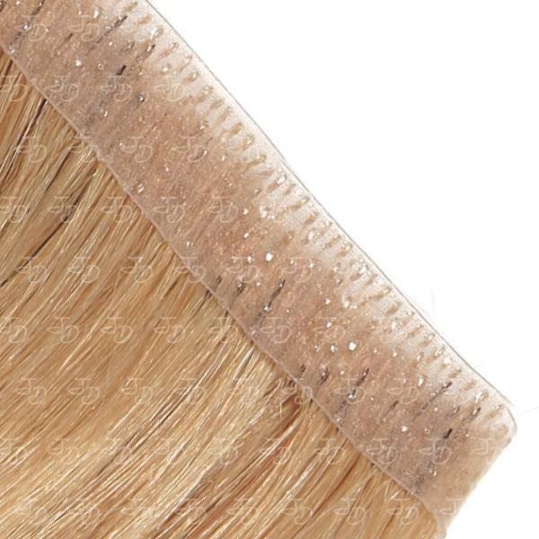 Extensiones adhesivas en banda (adhesivo no incluido)