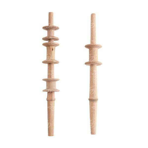 Tejedores de carrete (sin soporte)