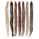 Loose dreadlock extensions