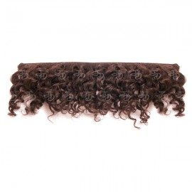 Extensiones de cortina súper curly