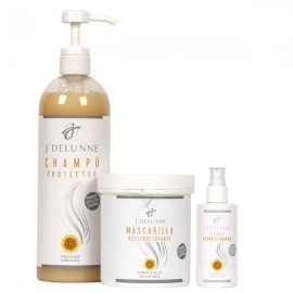 Hair extensions care kit: J'Delunne
