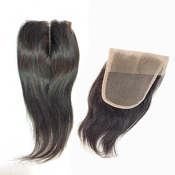 Extensiones de pelo natural CLOSURE LISO