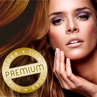 Real hair extensions Premium Line