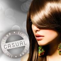 Extensions de cheveux naturels Ligne Casual