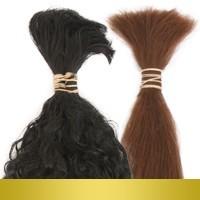 Extensions cheveux en vrac
